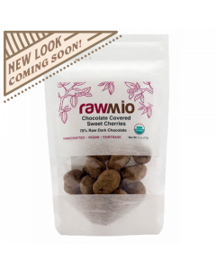 Chocolate Covered Sweet Cherries - 2 oz