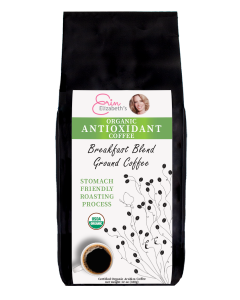 Erin Elizabeth's Organic Coffee - Antioxidant Breakfast Blend - 12oz