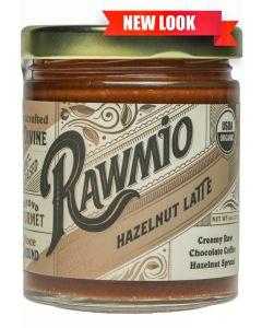 Rawmio Hazelnut Latte Spread - 6 oz